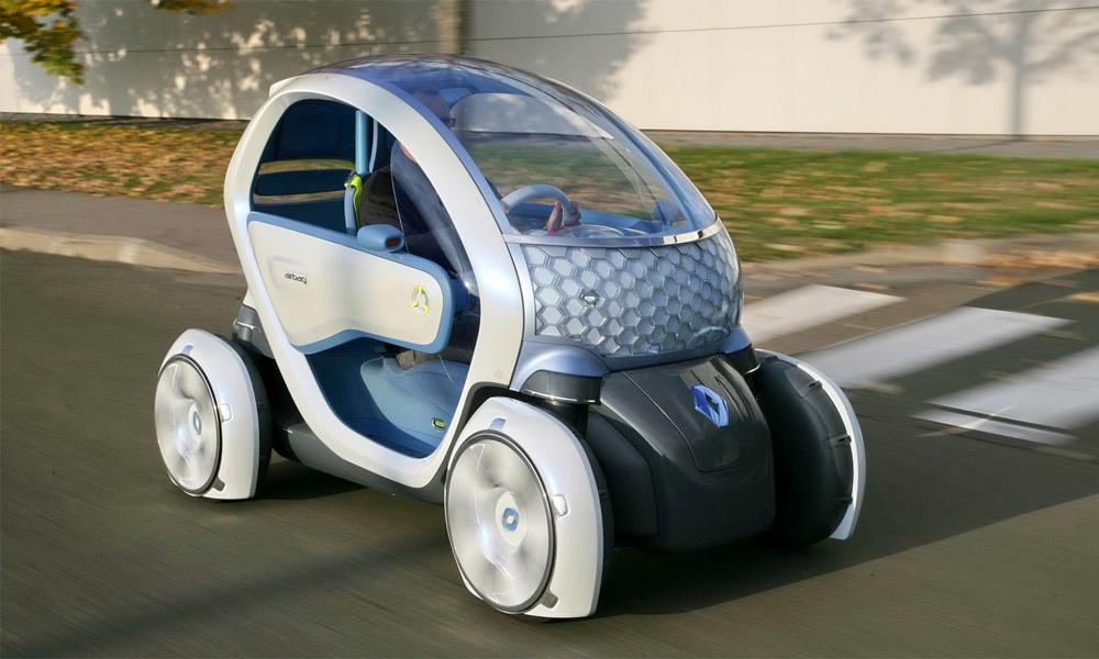 Renault Twizy концепт