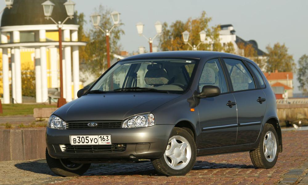 Продажи автомобилей Lada снизились на 9%