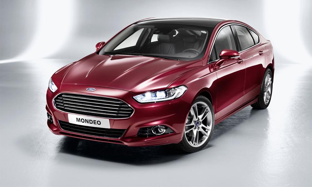 Ford Mondeo предложат с мотором объемом 1 литр