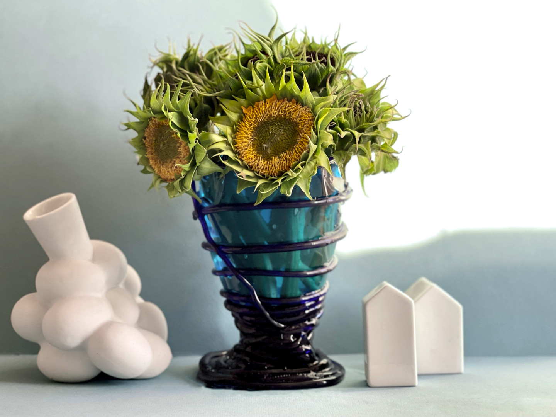 Ваза Egg Vase, Moooi, салоны «Трио-интерьеры»  Ваза Pompitu II, Fish Design, галерея Bulthaup,Санкт-Петербург  Мини-вазы, The Dar Store