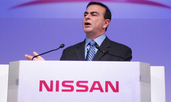 Исполнительный директор Renault-Nissan Карлос Гон