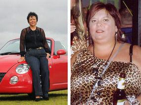 Ребекка Келли похудела на 57 кг ради автомобиля