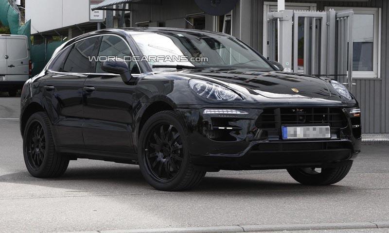 Porsche Macan: шок для фанатов марки. ФОТО