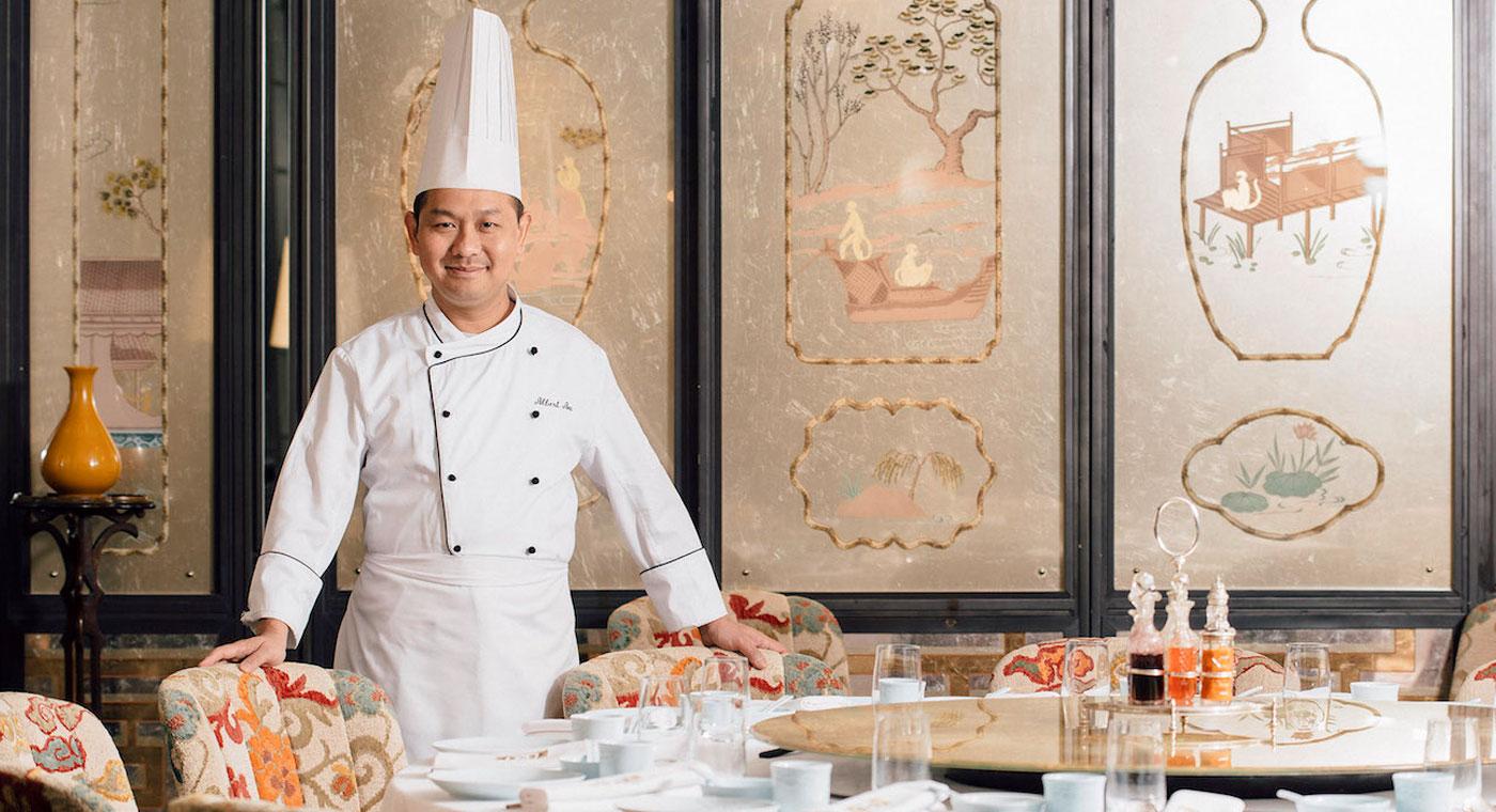 Шеф-повар из Гонконга Альберт Оу