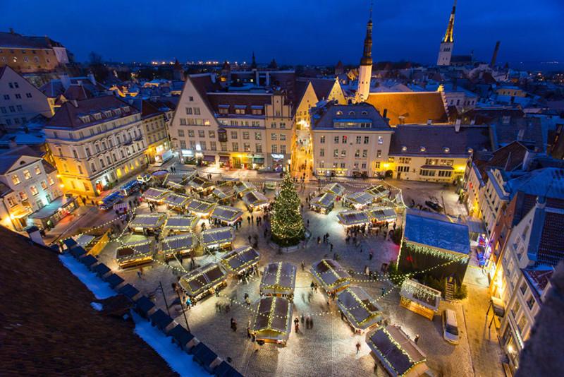 Фото: christmasmarket.ee