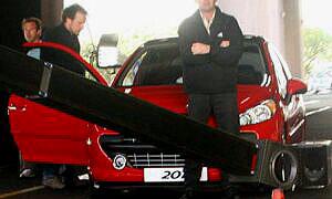 Peugeot 207 готовится к мировому дебюту