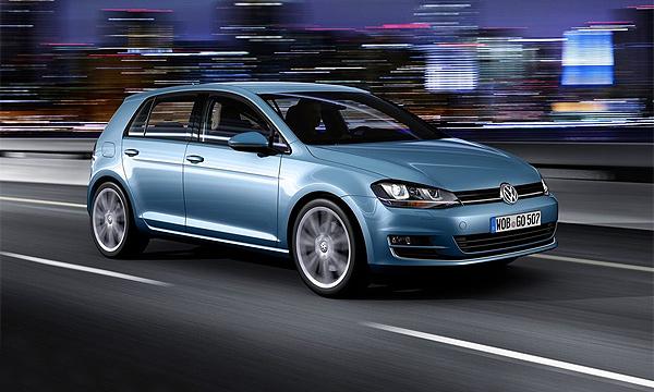 VW Golf VII: российские цены