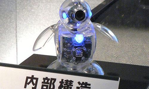 Penguinbot – робот-пингвин