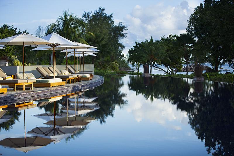 Отель Raffles Seychelles