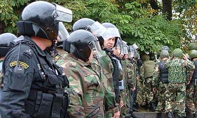 Завтра в Москве ограничат движение на Пресне