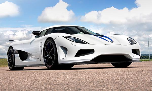 Koenigsegg разработает новый спорткар
