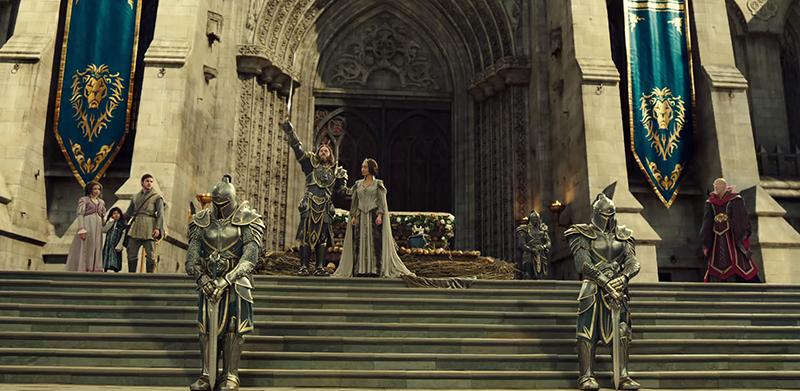 Кадр из фильма «Варкрафт»