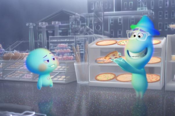Кадр из мультфильма «Душа»