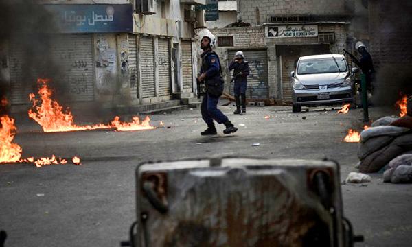 Беспорядки в Бахрейне угрожают проведению Формулы-1