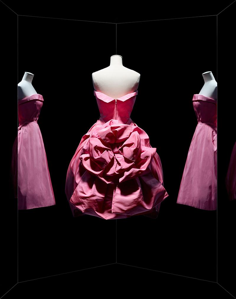 Платье Opéra bouffe, Christian Dior, из коллекции haute couture осень-зима, 1956