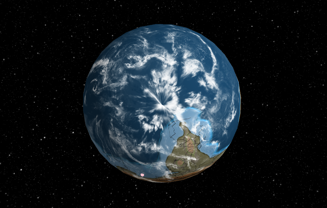 Москва 750 млн лет назад