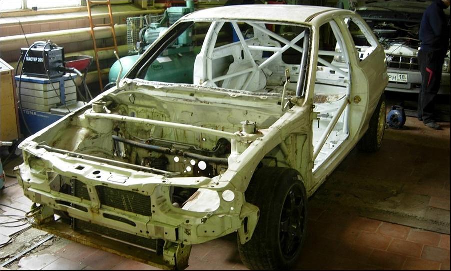 Opel из Ижевска. История одного боевого автомобиля