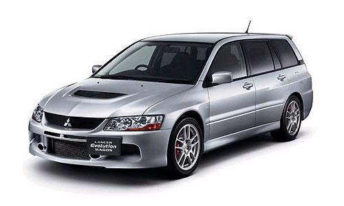 Lancer Wagon EVO IX