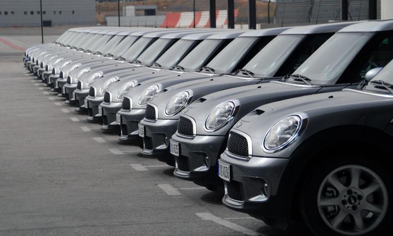 Концерн BMW выпустил 1,5 млн автомобилей MINI