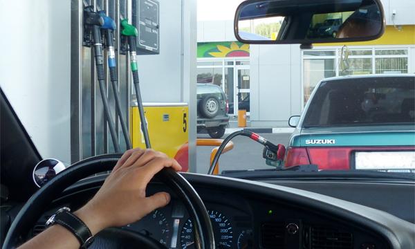 С начала года бензин на Украине подорожал на 31%