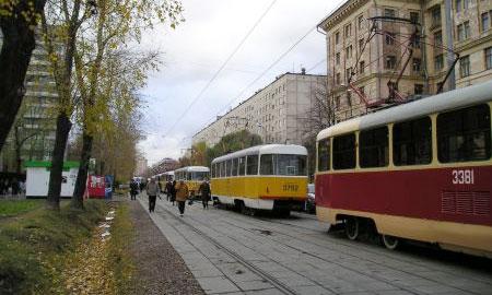 Москва потратит сотни миллионов евро на трамваи
