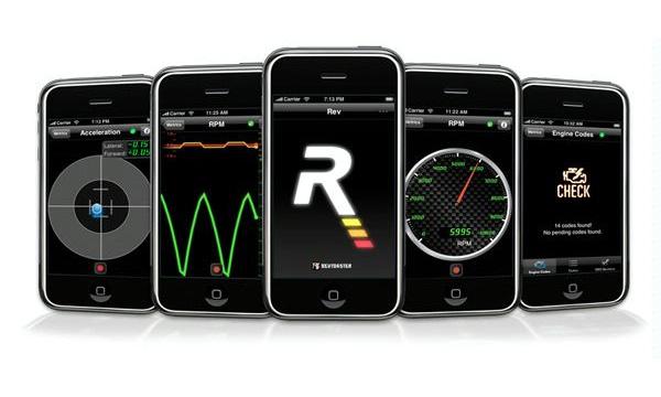 Из iPhone сделали автомобильный бортовой компьютер