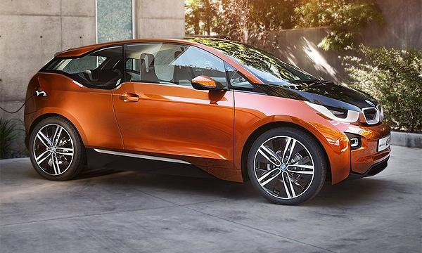 BMW i3 будет стоить дешевле i-MiEV
