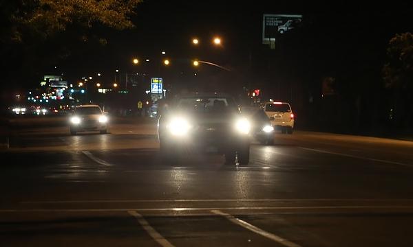 Автомобильные фары не прошли тест американских страховщиков