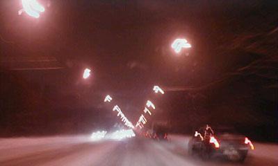 На московские дороги добавят 12 тысяч фонарей