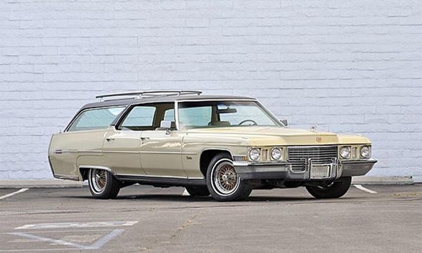 Cтоимость Cadillac Элвиса Пресли достигла 57 тысяч долларов