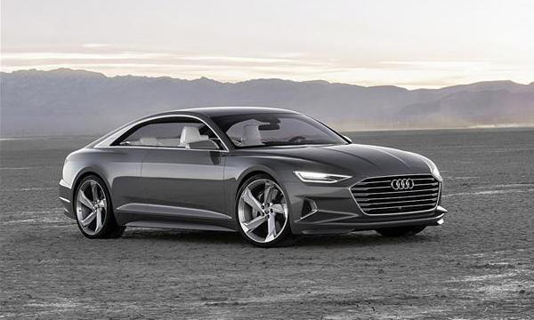 Прототип Audi A9 получил 677-сильный мотор