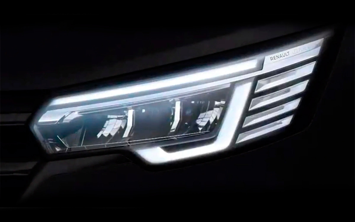 Renault анонсировала премьеру таинственной новинки