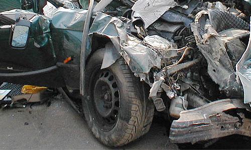 На трассе Самара – Волгоград разбились три человека