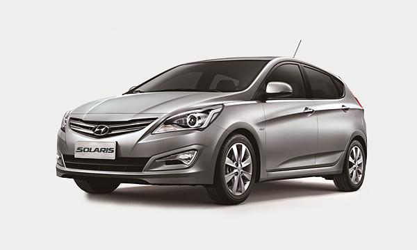 Завод Hyundai в Петербурге снимет с производства хетчбэк Solaris