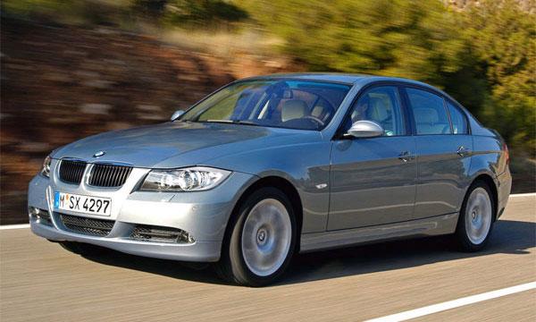 BMW 3 серии назвали лучшим автомобилем 2006 года