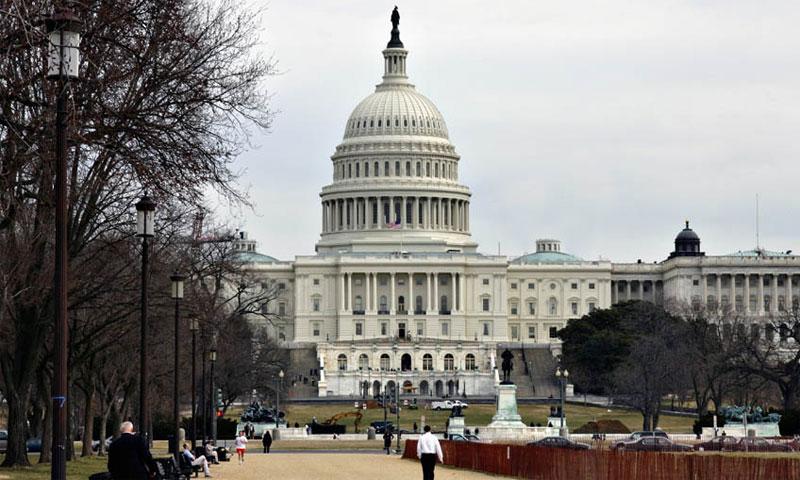 Возле Капитолия в Вашингтоне месяц простоял грузовик со взрывчаткой