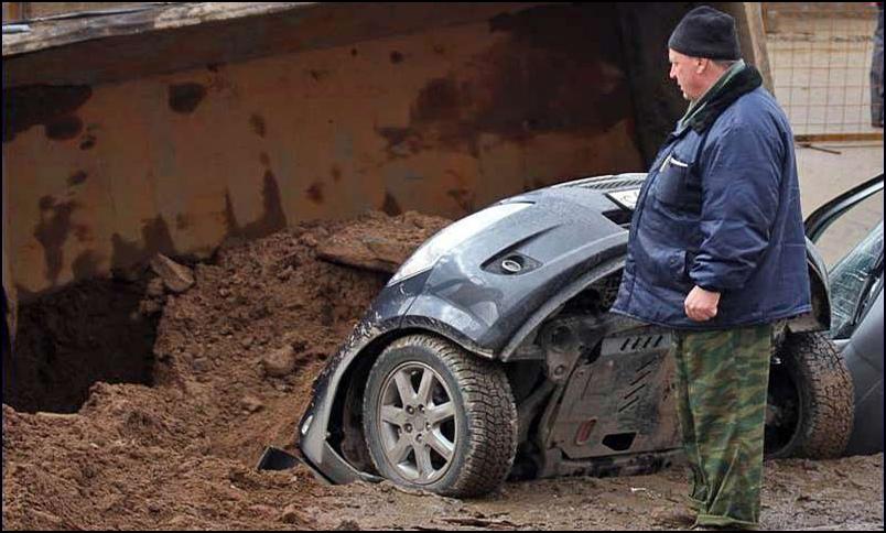 7 автомобилей, которые провалились в России