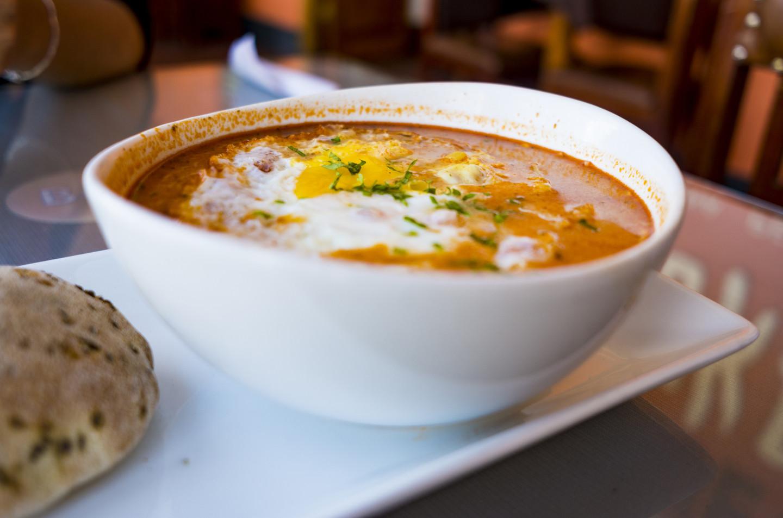 Суп креола (Sopa Criolla)