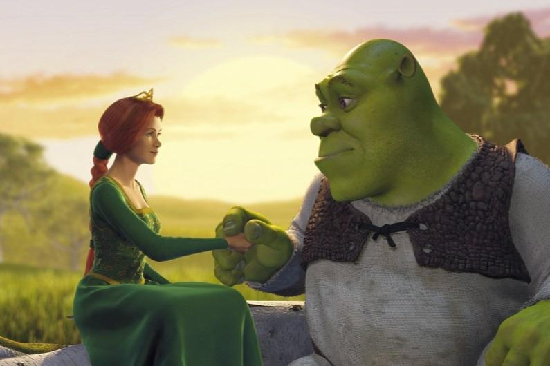 Кадр из мультфильма «Шрэк»