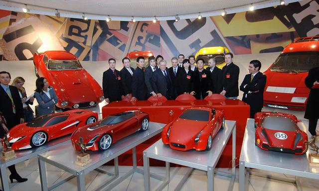 Ferrari определила победителей