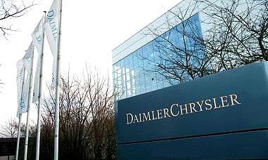 DaimlerChrysler продает два подразделения