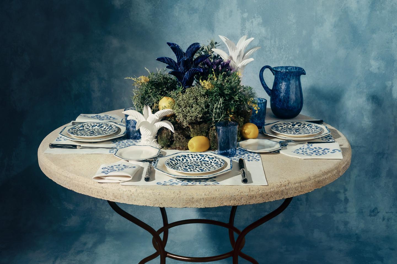 Коллекция Blue Mizza, Dior Maison