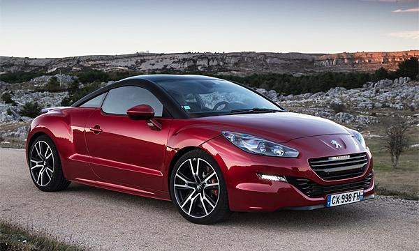 Peugeot снимет с производства модель RCZ