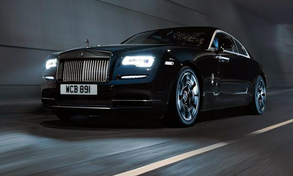 Rolls-Royce выпустил спецсерию для клиентов, «которые всего добились сами»