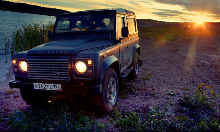 Конец эпохи. Тест-драйв Land Rover Defender 90