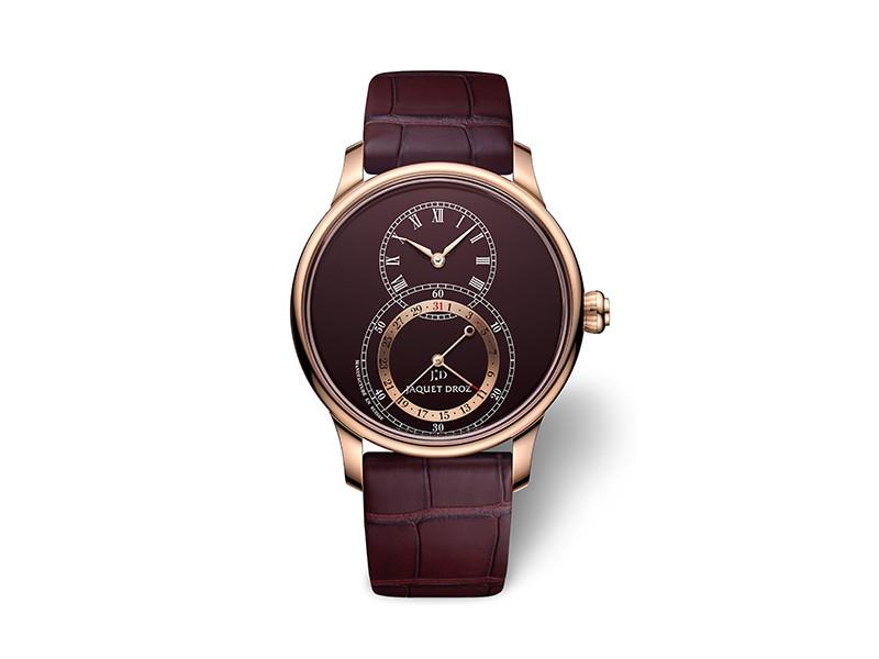 Часы Grande Seconde Quantieme, Jaquet Droz