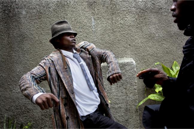 Паскаль Мэтр, «Саперы»,Конго, 2012