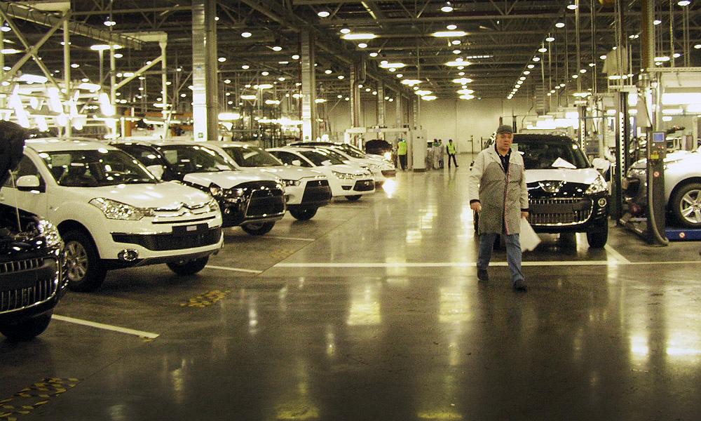 В России не делают машины, а контролируют импортную сборку
