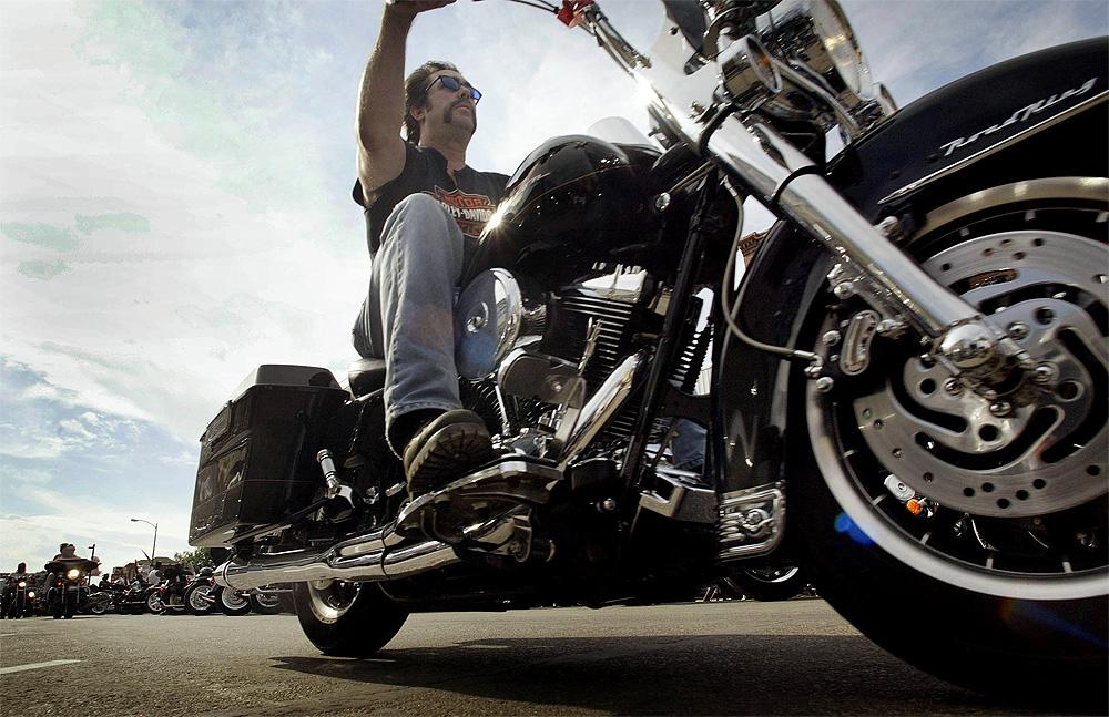 Правозащитники требуют не выдавать права мотоциклистам