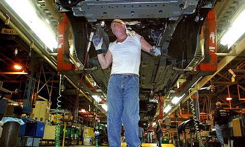 General Motors продаёт Isuzu два своих предприятия